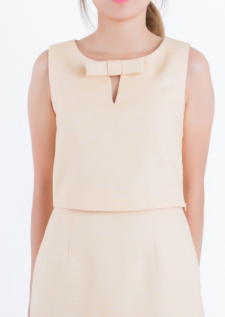 Sweet Chanel Dress ชุดเดรสใส่ง่ายสบาย