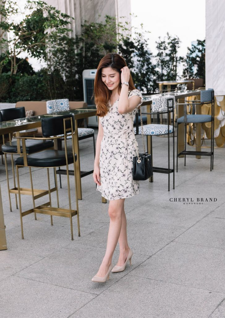 Lyric Floral Dress 4