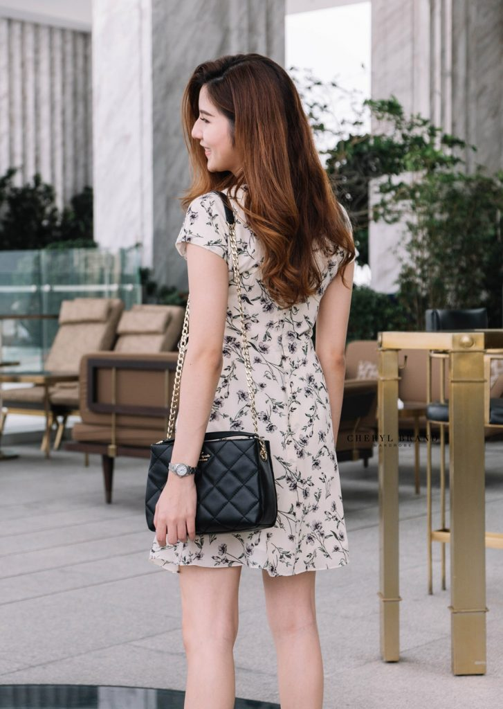 Lyric Floral Dress 5