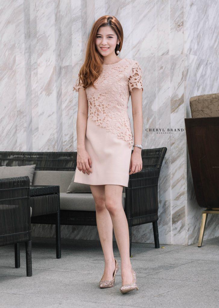 Paris Lace Dress-6