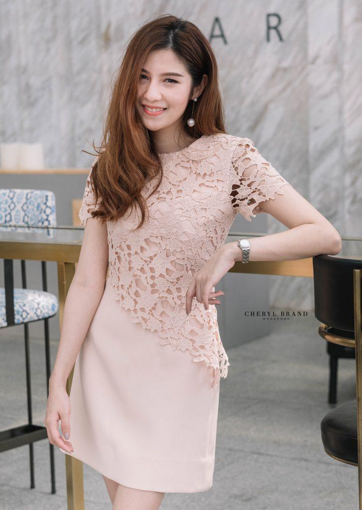 Paris Lace Dress-7